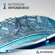 Лицензионный Autodesk InfraWorks 2018