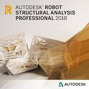 Лицензионный Autodesk Robot Structural Analysis Professional 2018